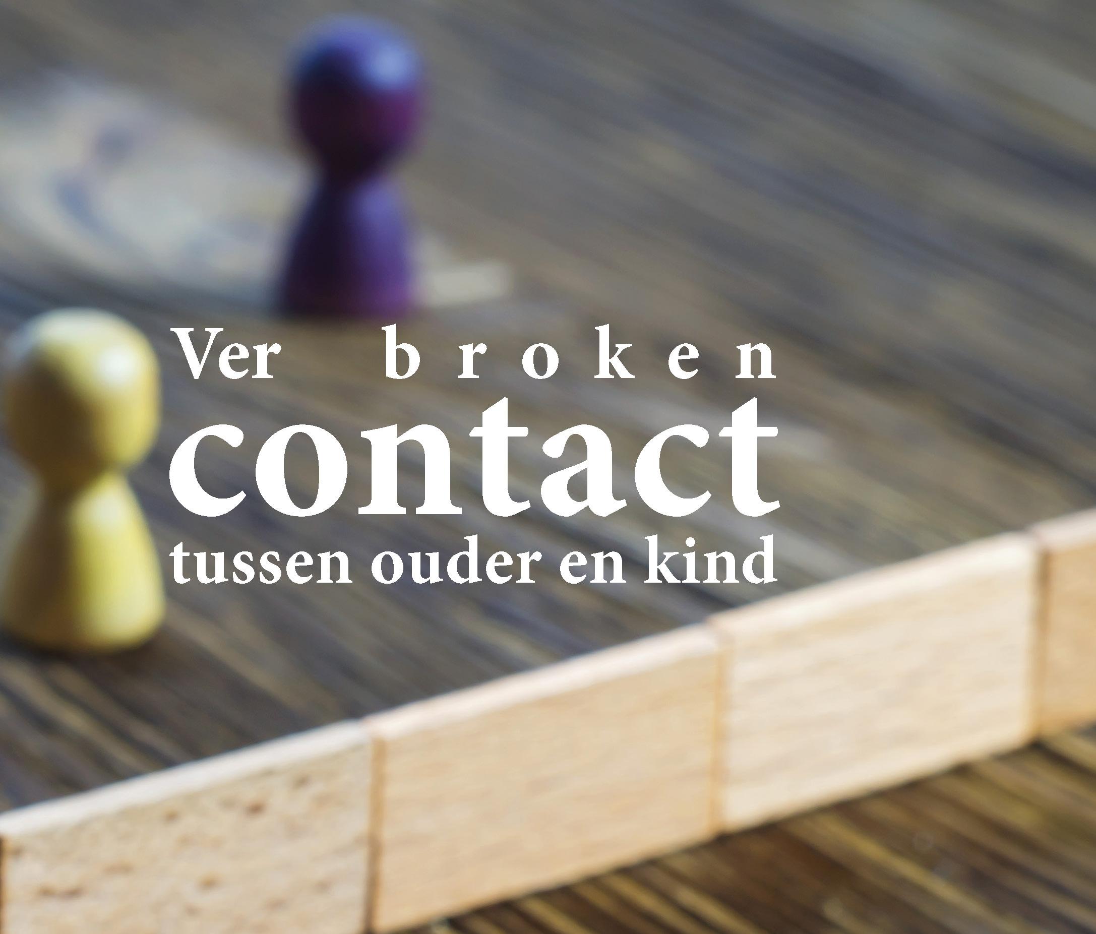 Boek over verbroken contact