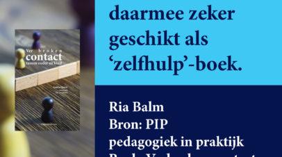 PIP pedagogiek in praktijk recensie